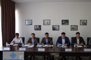 """Head Of the Department of the Agency for combating corruption in Shymkent met with investors of SEZ """"Ontustik"""""""