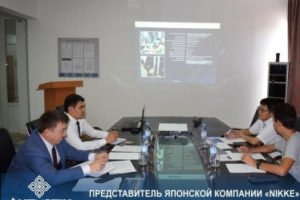 """Japanese company Nikke is interested in implementation a project in SEZ """"Ontustik"""""""